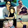 Celebrity Dads' Father's Day Pictures 2013