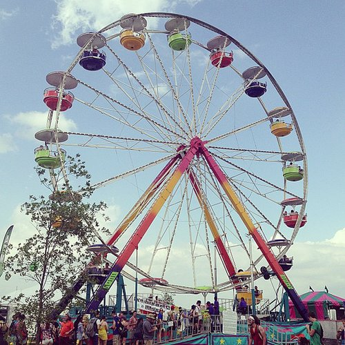 Bonnaroo Instagram Pictures 2013