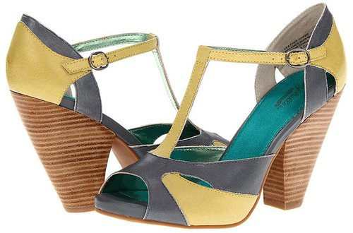 Seychelles - Apology Accepted (Yellow/Grey) - Footwear