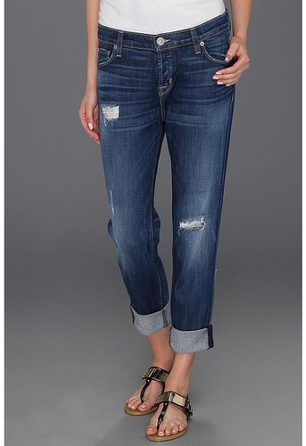 Hudson - Leigh Boyfriend Jean in Youth Vintage (Youth Vintage) - Apparel