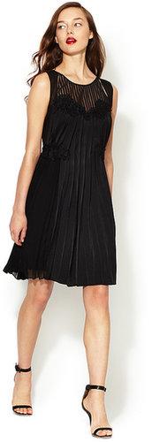 Blanch Sunburst Dress
