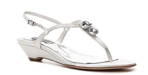 Badgley Mischka Zudora Wedge Sandal