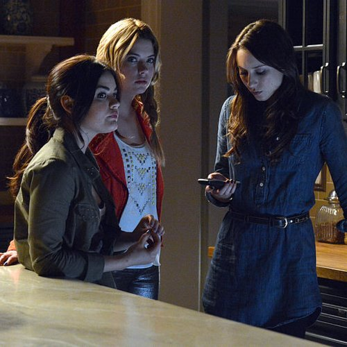 "Pretty Little Liars Recap of ""Turn of the Shoe"""