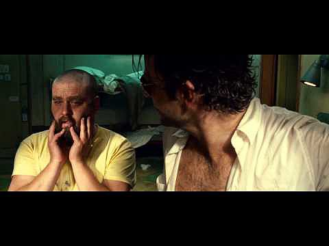 "The Hangover Part II: ""Dark Fantasy"""