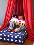 Cozy Reading Fort