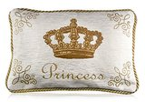 The Royal Collection Trust Shop is also selling a princess pillow ($60) that would make a nice addition to a future princess's nursery.