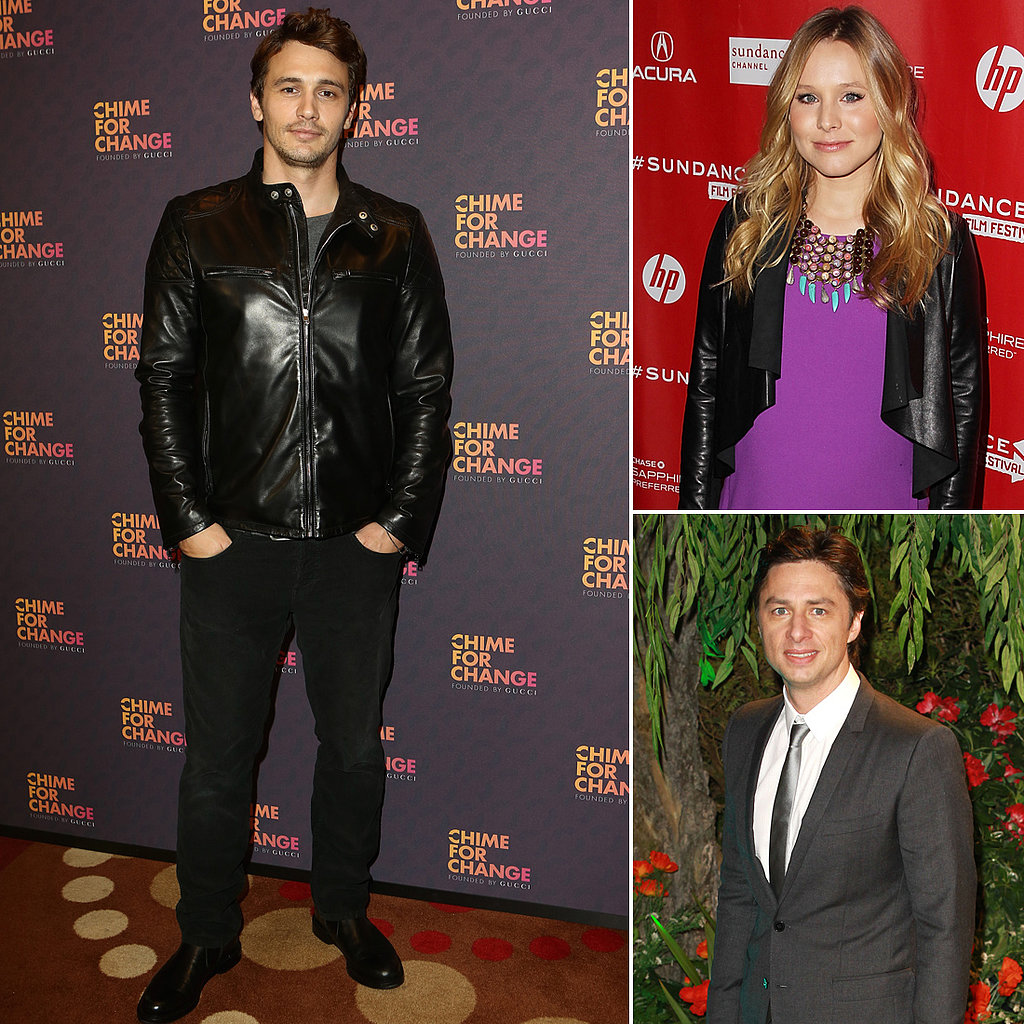 James Franco Joins the Celebrity Crowdfunding Craze