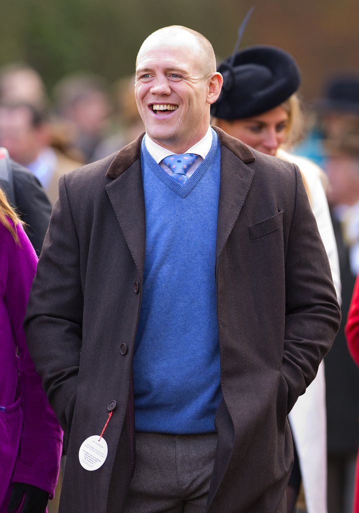 Second Cousin: Mike Tindall