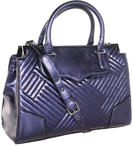 Rebecca Minkoff - Amorous Tote (Navy) - Bags and Luggage