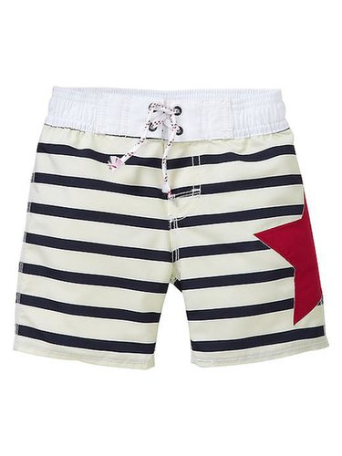 Wear These: Baby Gap Swim Trunks