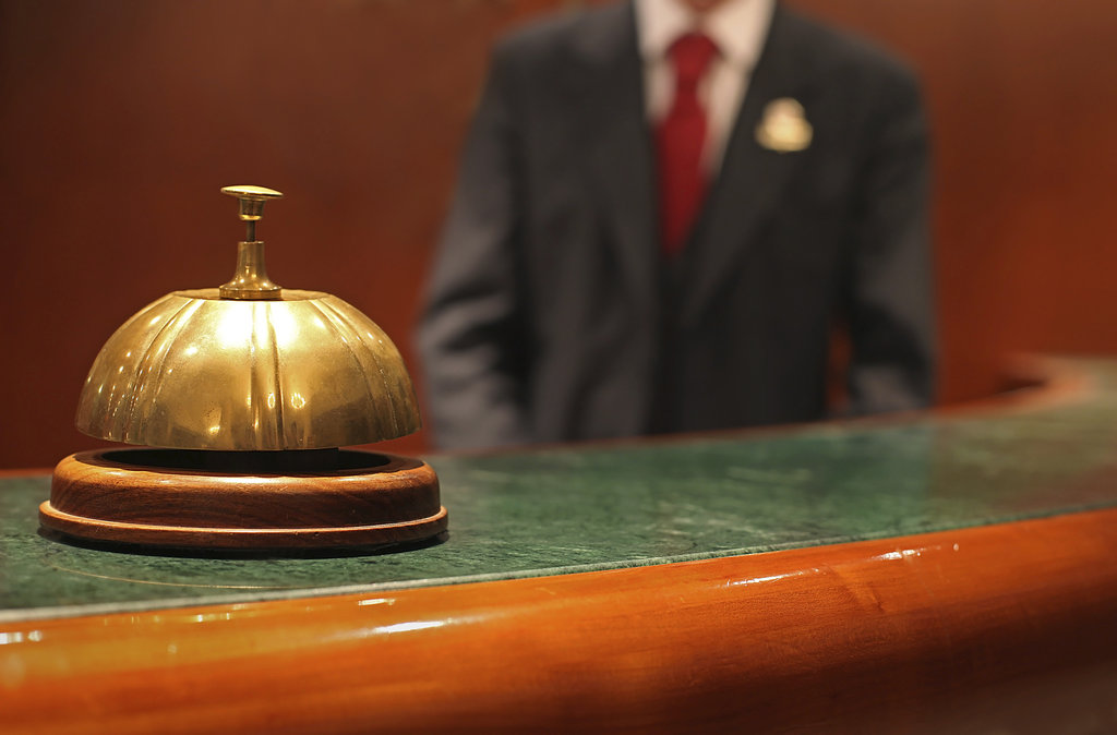 How to Hire a Destination Babysitter, Step 1: Chat Up Your Hotel Concierge