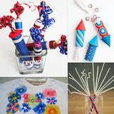 11 Crafts For Fireworks Fun, Without the Fire