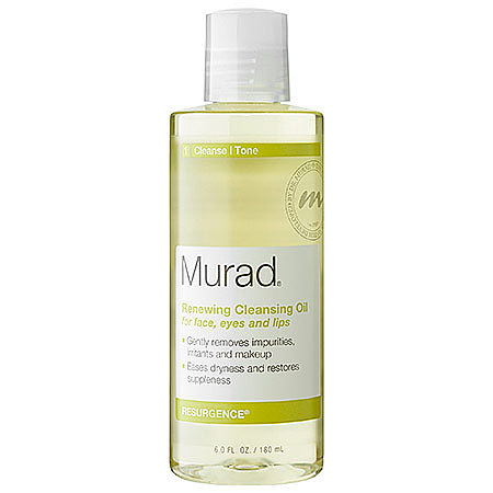 Murad Renewing Cleansing Oil Review