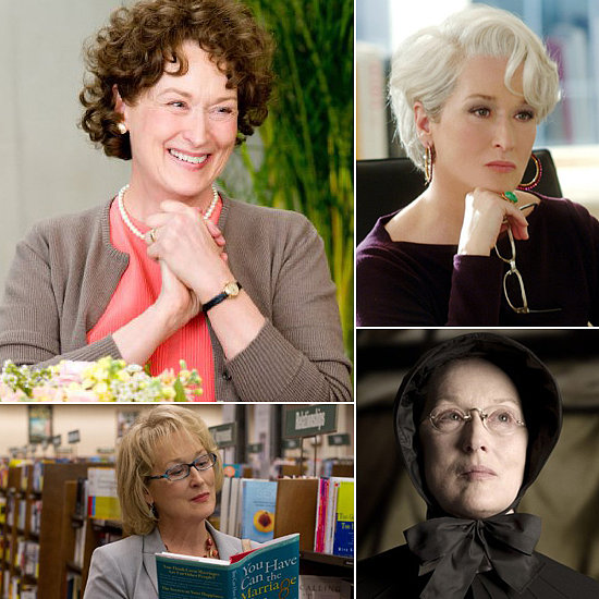 Happy Birthday, Meryl Streep! See Her Award History