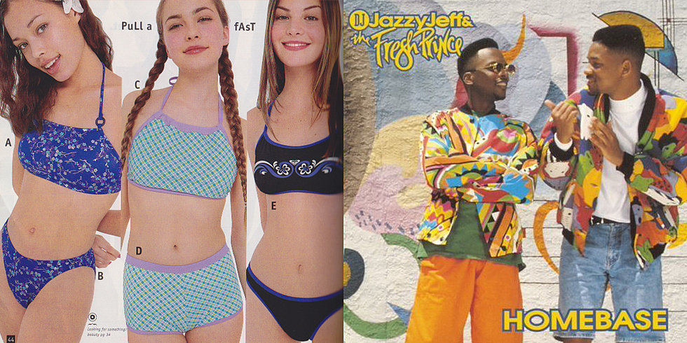 What Made Summer in the '90s All That and a Bag of Chips