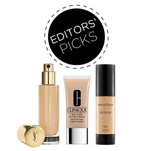Beauty Editor's Top 12 Foundation Picks