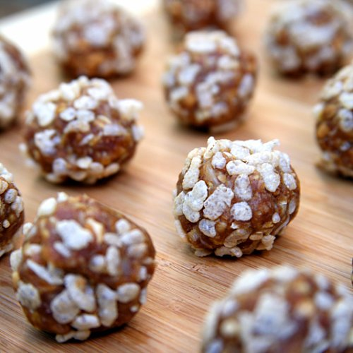 Recipe For No-Bake Peanut Butter Balls