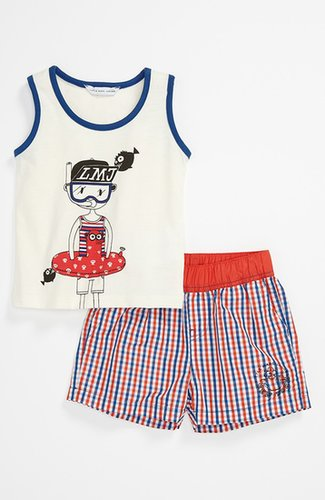Wear This: Little Marc Jacobs Short Set