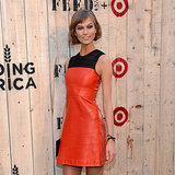 Which Celeb's Red Dress Look Won at the Target FEED Dinner?