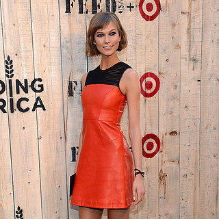 Karlie Kloss at Target FEED Party