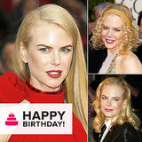 Happy Birthday, Nicole Kidman! See Her Top 10 Hair Moments