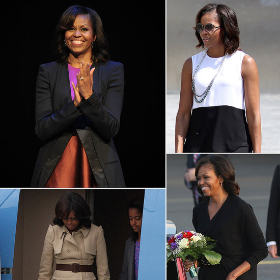 Follow Michelle Obama on Her European Style Tour
