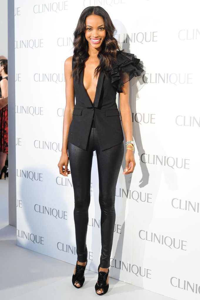 Quiana Grant at Clinique's Dramatically Different Party in New York. Source: Joe Schildhorn/BFAnyc.com