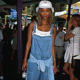 "Tyra Banks resurfaced in an ""overall, good day"" picture. Source: Instagram user tyrabanks"