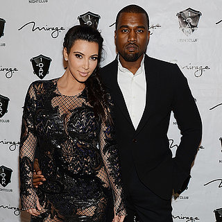 Kim Kardashian and Kanye West's Baby Name Rumors