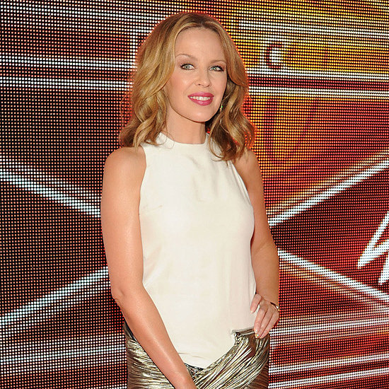 Kylie Minogue Pictures in NYC Promoting New Book