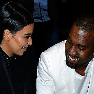 Kim Kardashian and Kanye West Name Daughter North West