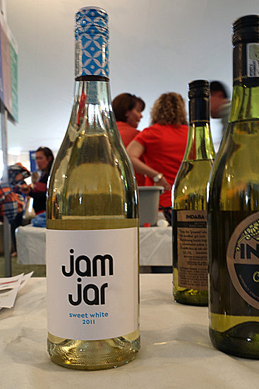 2011 Jam Jar Sweet White