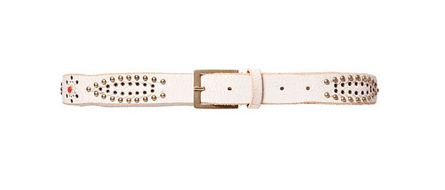 Isabel Marant fans will be happy to add this Zara studded leather belt ($26, originally $36) to their denim stylings.