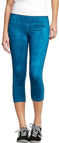 """Women's Active by Old Navy Printed-Compression Capris (20"""")"""
