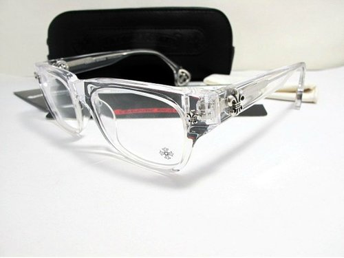 2012 Chrome Hearts Filled CRYS Eyeglasses Online