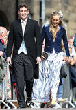 Princes William and Harry Celebrate a Wedding With Pippa Middleton, Chelsy Davy, and Cressida Bonas