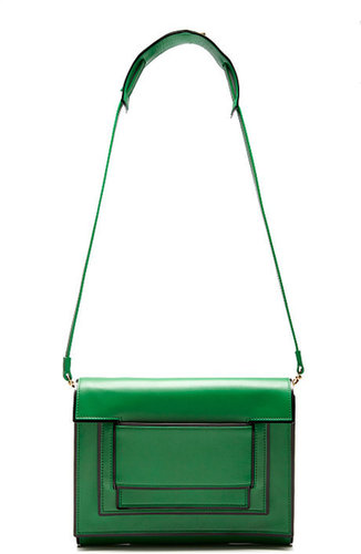 Preorder Pierre Hardy Green Shoulder Bag/Clutch