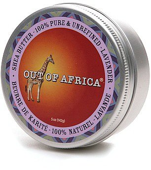 Out Of Africa Lavender Shea Butter TinLavender