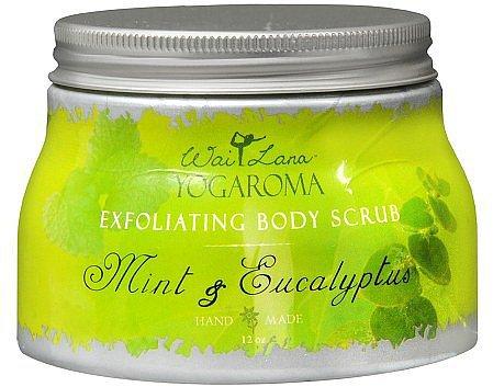 Wai Lana Yogaroma Exfoliating Body Scrub Mint & Eucalyptus
