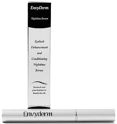 Envyderm Eyelash Enhancement and Conditioning Nighttime Serum