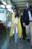 Victoria Beckham jetted into China on June 21, to meet up with husband David who's busy touring the country.