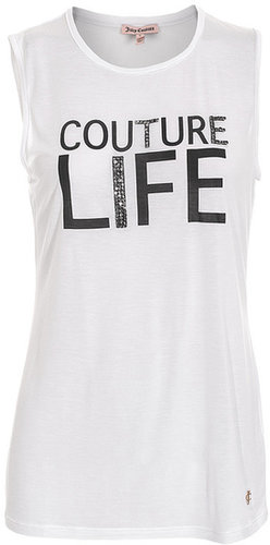 JUICY COUTURE Couture Life White