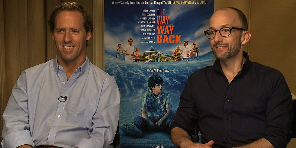 "The Way, Way Back Directors Say Steve Carell Gives an ""Honest Portrayal of a Tragic Male Character"""