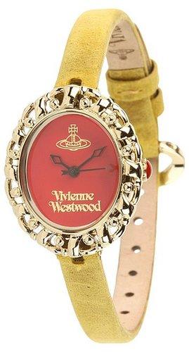 Vivienne Westwood - VV005RDYL (Tan/Red) - Jewelry