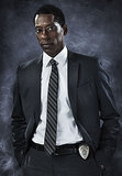 Orlando Jones as Frank Irving on Sleepy Hollow.