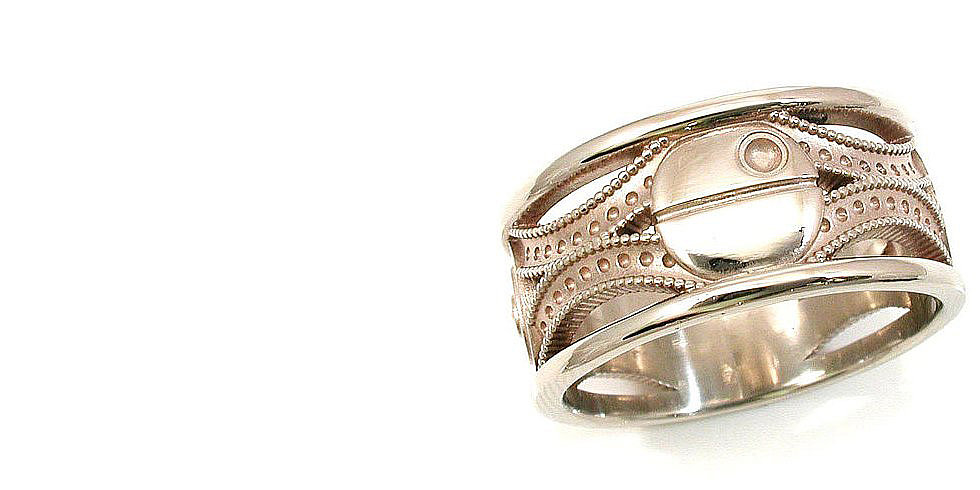 Wedding Bands Fit For Mr. Star Wars Himself