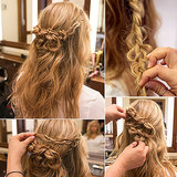 Test Out a Romantic Braid