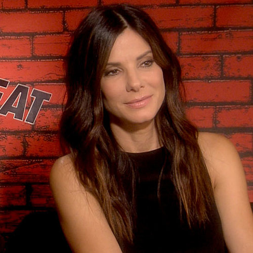 Sandra Bullock and Melissa McCarthy The Heat Video Interview