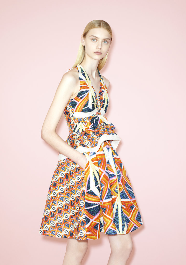 Peter Pilotto Resort 2014 Photo courtesy of Peter Pilotto