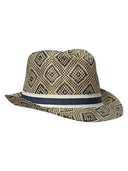 Gap Cross-Stitch Fedora
